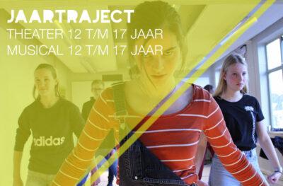 Theater of Musical voor jongeren - Jeugdtheaterschool Nijverdal